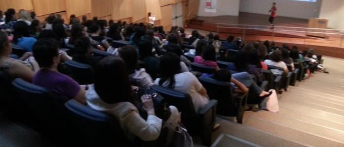 Pauê é palestrante do Encontro Anual das Secretárias do Grupo Fleury
