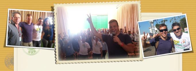 Pauê é o palestrante da Petrobrás em Goiás