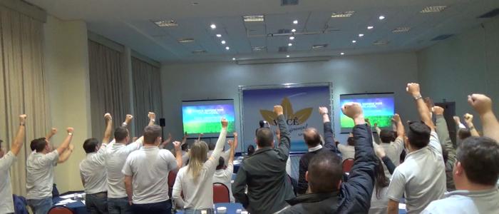 Pauê realiza palestra em Atibaia