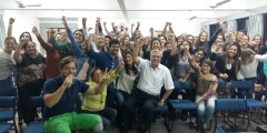 Pauê realiza palestra na MedCenter