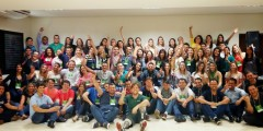Pauê palestra em Uberlândia – MG