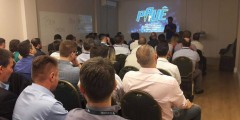 Pauê palestra em Curitiba – PR