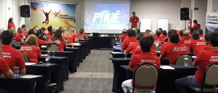 Pauê palestra em Caldas Novas – Goiás